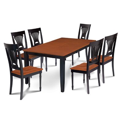 Charlestown 7 Piece Dining Set