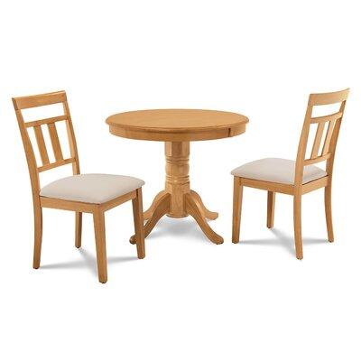 Cedarville Elegant 3 Piece Dining Set