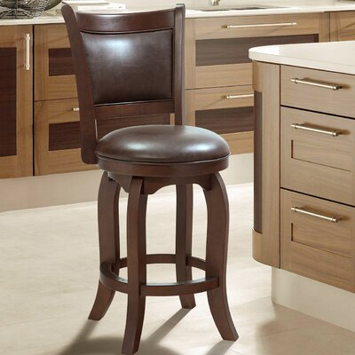 Hubert 31 Swivel Bar Stool