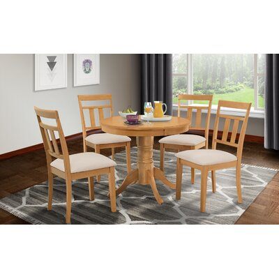 Cedarville Round Dining Table Finish: Oak