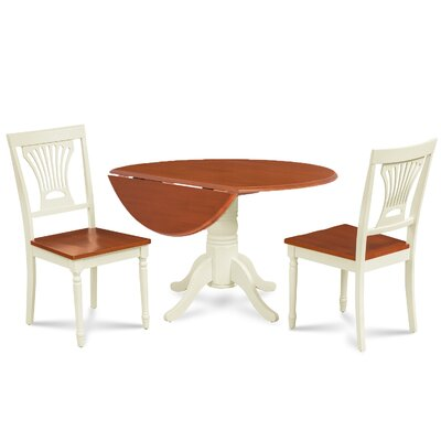 Forthill 3 Piece Dining Set