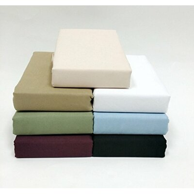 1500 Wrinkle Resistant Hypoallergenic Super Soft Sheet Set Color: Dark Green
