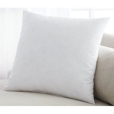 Super Soft Square Pillow Insert