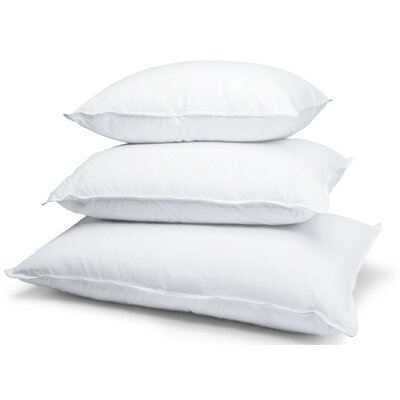 Polyfill Bed Pillow Size: Standard