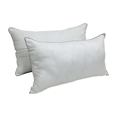 Dream Deluxe Medium Density Ultimate Super Soft Polyester Bed Pillow Size: King