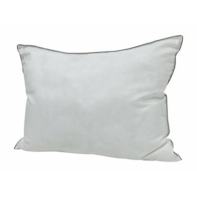 Dream Deluxe Medium Density Ultimate Polyester Bed Pillow Size: King
