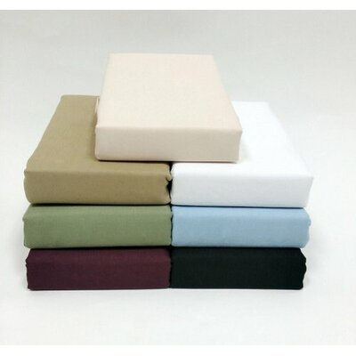 1500 Wrinkle Resistant Super Soft Sheet Set Size: California Queen, Color: Ivory