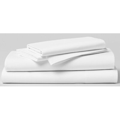 Wrinkle Resistant Super Soft Deep Sheet Set Size: King