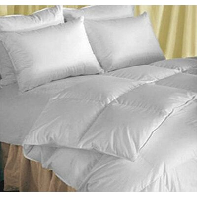Heavy Fill All Season Down Alternative Duvet Insert Size: King
