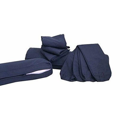 Pranayama Yoga Bolster Pillow Cover
