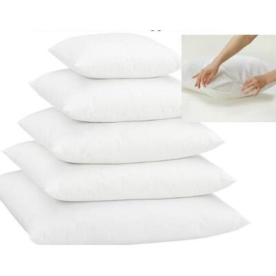 Euro Pillow with Removable Zippered Protector
