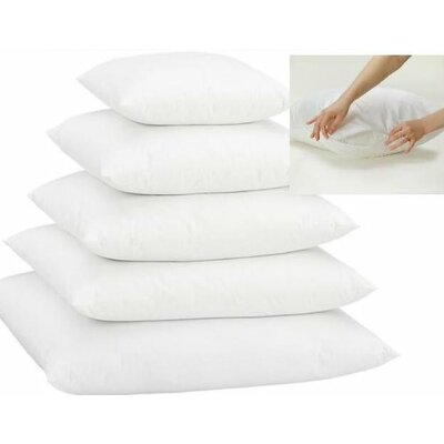 Poly Pillow Insert Size: 18 x 18