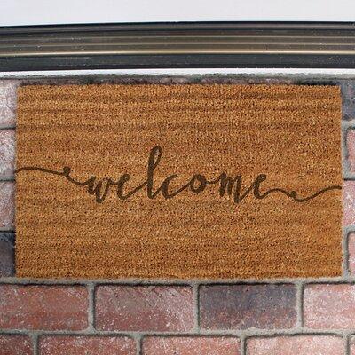 Amettes Coir Doormat