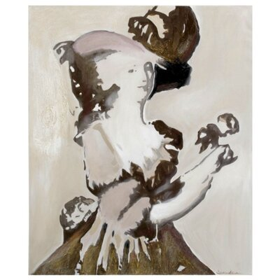 'Marie Antoinette' Oil Painting Print on Canvas ATGD4675 39504859