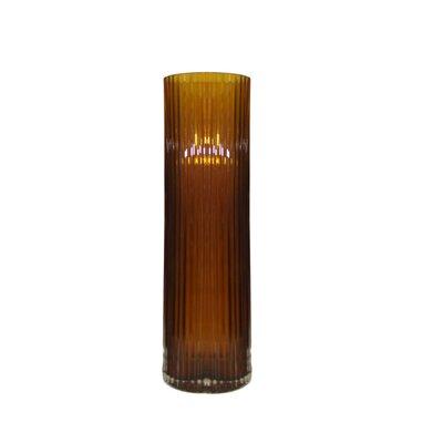 Amber Cased Glass Floor Vase RBRS2970 39504929