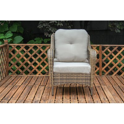 Alcesta 4 Piece Deep Seating Group with Cushion