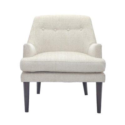 Appaloosa Mid Century Accent Armchair Upholstery: Beige