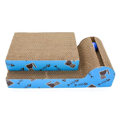2 Piece Scratching Board Set
