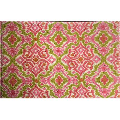 Amezcua Ikat Indoor/Outdoor Doormat