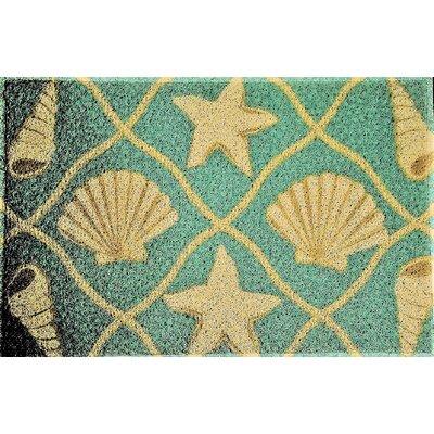 Romelia Shells Doormat