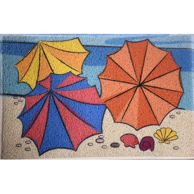 Rona Beach Umbrella Doormat