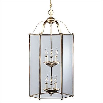 Killingsworth 6-Light Foyer Pendant Finish: Heirloom Bronze