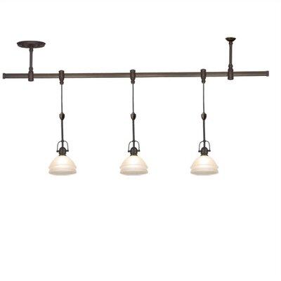Pendant lights for track lighting