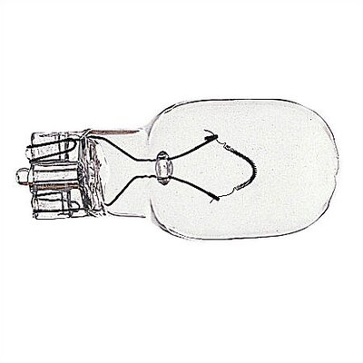 Incandescent Light Bulb Wattage: 12W
