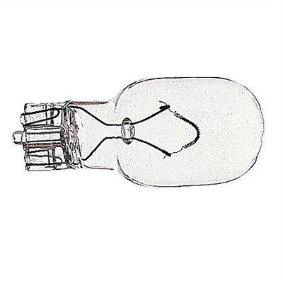 Incandescent Light Bulb Wattage: 12W