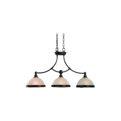 Buy kitchen lighting - Sea Gull Lighting Warwick Kitchen Island Pendant Light