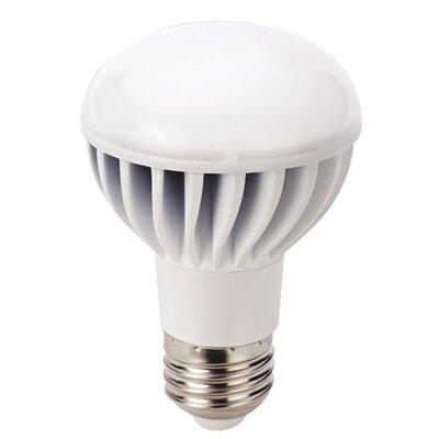 Frosted E26/Medium LED Light Bulb Wattage: 7W