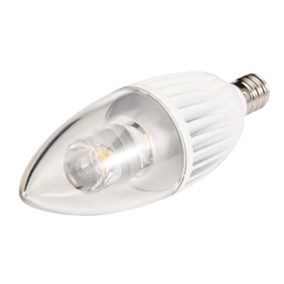 4.5W 120-Volt (3000K) LED Light Bulb