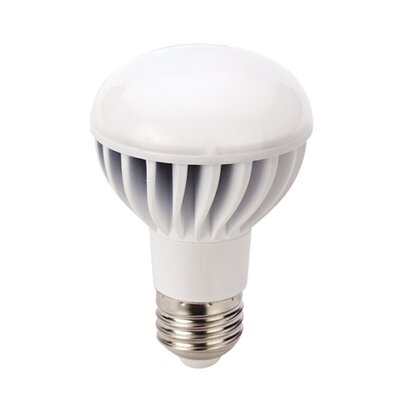 Frosted E26/Medium LED Light Bulb Wattage: 7W