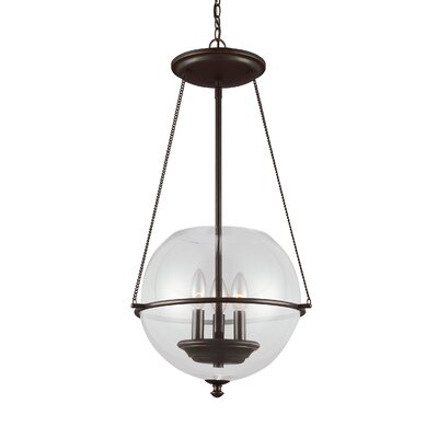 Havenwood 3-Light Globe Pendant