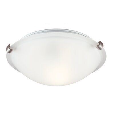 Renea 1-Light Ceiling Flush Mount