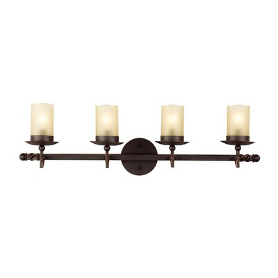 Trempealeau 4-Light Vanity Light