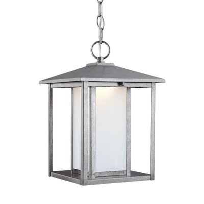 Meacham Outdoor Pendant Finish: Weathered Pewter