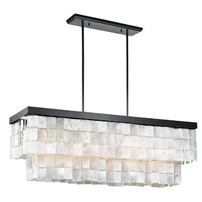 Corsicana 5-Light Kitchen Island Pendant