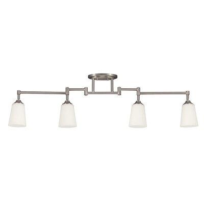 4-Light Full Track Lighting Kit
