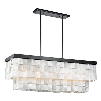 Summerset 5-Light Waterfall Chandelier