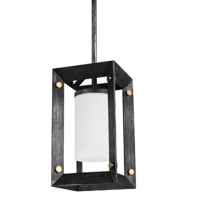 Chatauqua 1-Light Mini Pendant Finish: Antique Bronze
