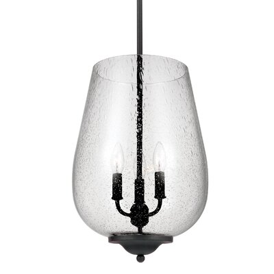 Morill 3-Light Foyer Pendant