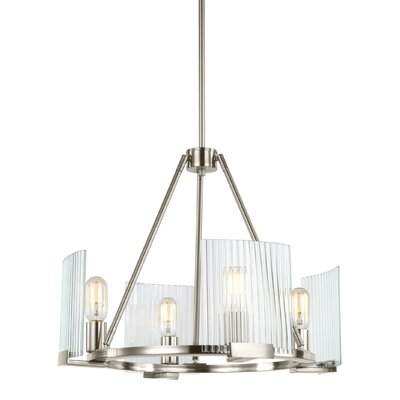 Storey 4-Light Candle-Style Chandelier