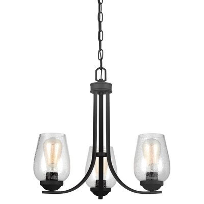 Chubbuck 3-Light Mini Chandelier