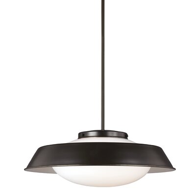 Sain 2-Light Inverted Pendant Finish: Heirloom Bronze