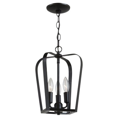 Windgate 3 Light Foyer Pendant