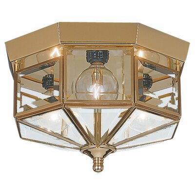 Andrewson 3-Light Flush Mount