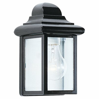 Georgian 1-Light Outdoor Sconce