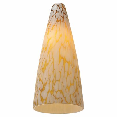 Ambiance Transitions 4.5 Glass Bell Pendant Shade