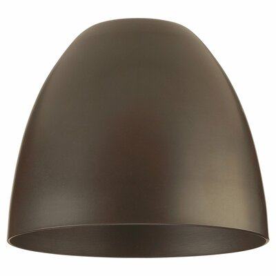 3.06 Metal Bowl Pendant Shade Finish: Antique Bronze